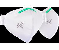 Полумаска фильтрующая (респиратор) БУК – 2, без клапана