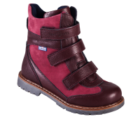 Ортопедические ботинки 4REST-ORTO 06-587 р.21-36 (Турция)