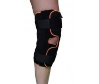 Бандаж для коленного сустава разъемный с шарнирами ARK2104AK, Armor
