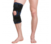 Бандаж компрессионный на коленный сустав (разъемный) Т-8593, Тривес Evolution