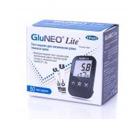 Тест-полоски GluNeo Lite (ГлюНео Лайт), 50 шт