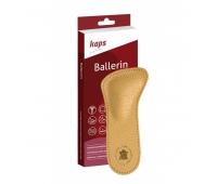 Ортопедические полустельки при поперечном плоскостопии Kaps Ballerin