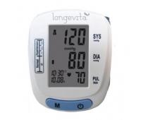 Измеритель давления автоматический на запястье LONGEVITA BP-201М