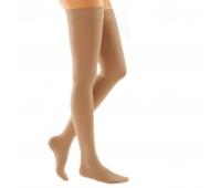 Компрессионные чулки с силиконовой резинкой Medi Duomed 1 класс, открытый/закрытый носок