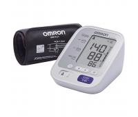 Автоматический тонометр с манжетой Intelli Wrap и адаптером сети, Omron M3 Comfort, Япония