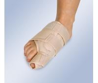 Жесткий ортез при вальгусной деформации первого пальца стопы арт.HV-30-правый; арт.HV-31-левый Orliman