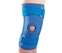 Бандаж на коленный сустав неопреновый со спиральными ребрами NS-706, Ortop (Тайвань)