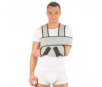 Бандаж фиксирующий на плечевой сустав (Повязка Дезо) (Тривес, T-8101)
