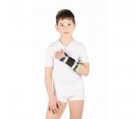 Бандаж детский на лучезапястный сустав с фиксацией первого пальца Т-8330