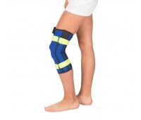 Бандаж детский на коленный сустав с металлическими шарнирами Т-8532