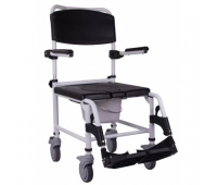 Кресло-каталка для душа и туалета «WAVE»