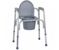 Алюминиевый стул-туалет 3 в 1, OSD-BL730200