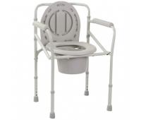 Складной, регулируемый стул-туалет, OSD-2110J
