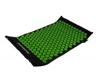Акупунктурный массажный коврик, зеленый Rea Tape