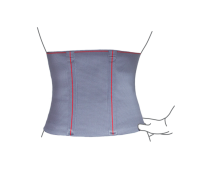 Пояс лечебно-профилактический эластичный R4103