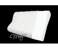 Ортопедическая подушка повышенного комфорта (форма волны) Magia