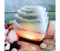 """Соляной светильник """"Пагода"""", 5-6 кг"""