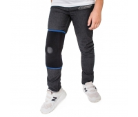 Бандаж для коленного сустава разъемный, неопреновый, детский ТИП 515-0