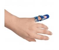 Ортез шина для фаланги пальца руки с фиксацией, металлическая Торос-Груп, ТИП 501