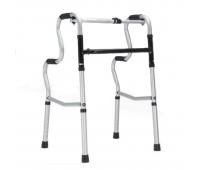 Ходунки складные для взрослых двухуровные, алюминиевые регулируемые VH900