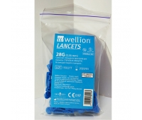 Ланцеты Wellion Calla 28G, 50 шт.