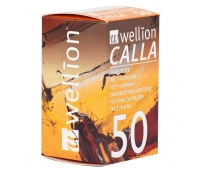 Тест-полоски Wellion Calla Light, 50 шт